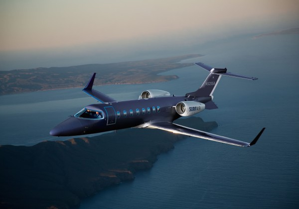 Image for article All you can fly – Surfair launches in Europe