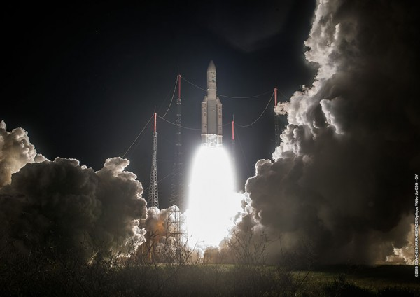 Image for article Intelsat launches second Epic Satellite