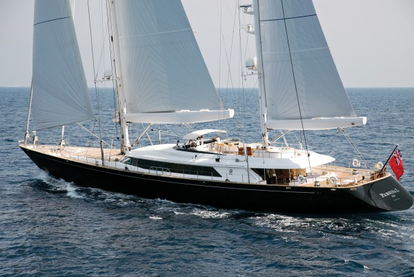 Image for article Perini Navi's 53.8m Parsifal III listed for sale