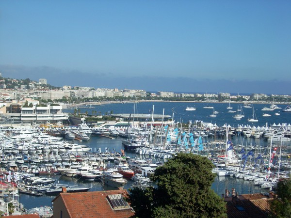 Image for article Cannes increases security as Balearics increase business