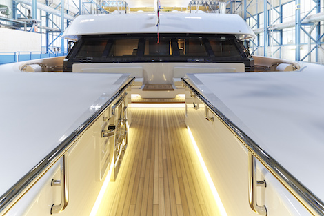 Image for article Feadship launches first project of 2016