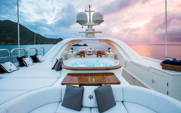 Image for article Fourth new 40m+ sales listing in three weeks for Imperial Yachts