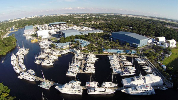 Image for article Lauderdale Marine Center hires and expands