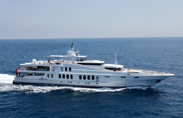 Image for article 55m M/Y 'Oceana' listed for sale at €8.9 million