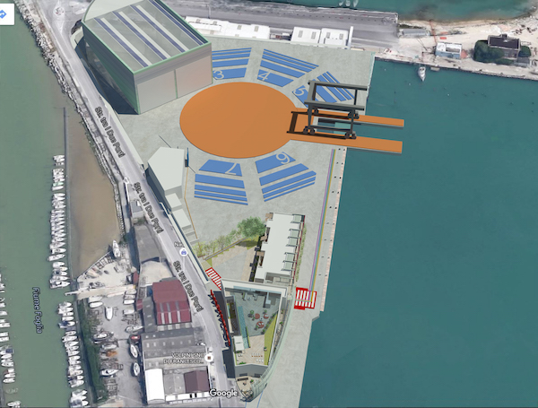 Image for article New refit facility in the Adriatic