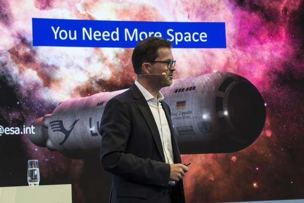 Image for article Out of this world keynotes at GSF
