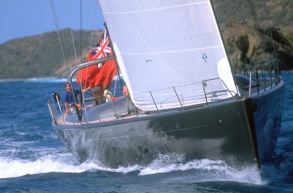 Image for article 40m Royal Huisman listed for sale with Y.CO & Burgess
