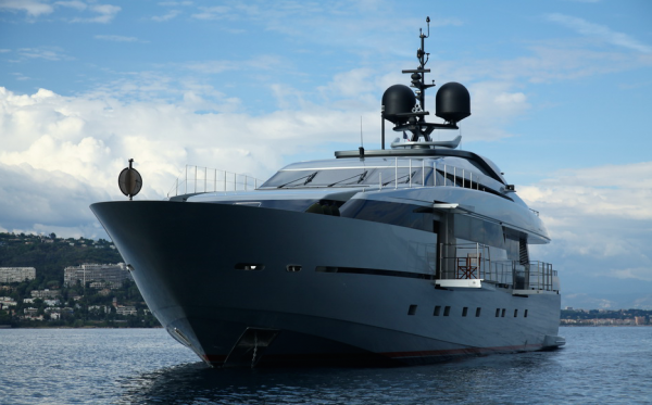 Image for article Orion among six 30m+ yachts reduced in price at Ocean Independence