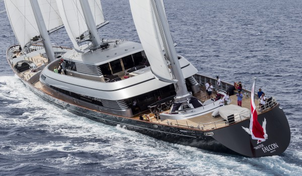 Image for article Chartering the Maltese Falcon