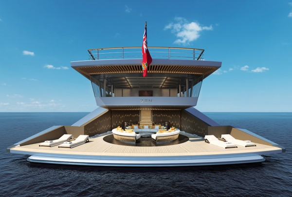 Image for article A calling for more efficient superyacht design
