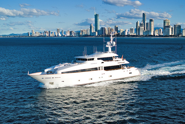 Image for article Superyacht rescue operation underway in Australia