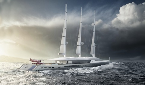 Image for article Monaco Yacht Show superyacht concepts: Part 1