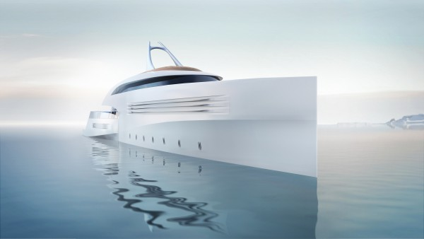 Image for article Feadship forecasts the future: less crew, more Choice