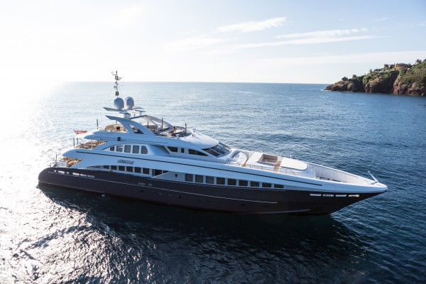 Image for article 44m 'Sibelle' undergoes fourth price reduction