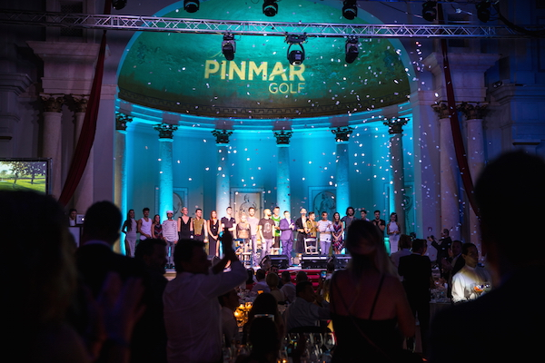 Image for article The Pinmar 2016: charity and networking at its best