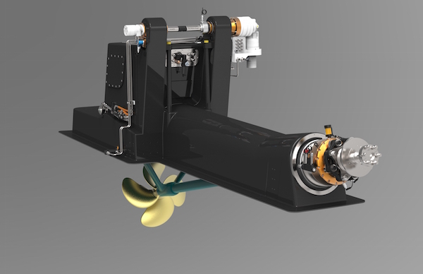 Image for article The rise in retractable propulsion