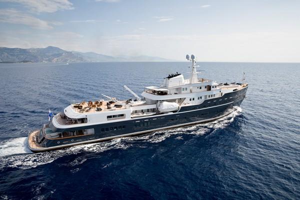 Superyachtnews Com Owner Owner Reflects On 77m Legend Conversion