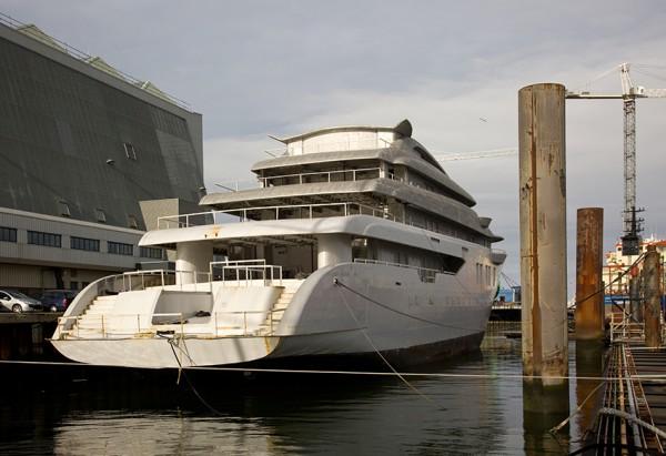 SuperyachtNews com - Owner - Owner reflects on 77m 'Legend