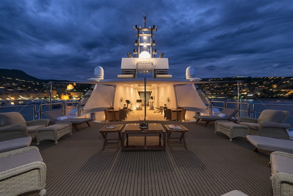 Image for article Currency change and $9.5 million price reduction on Oceanco build