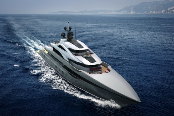 Image for article Bilgin Yachts confirm sale of second 80m superyacht