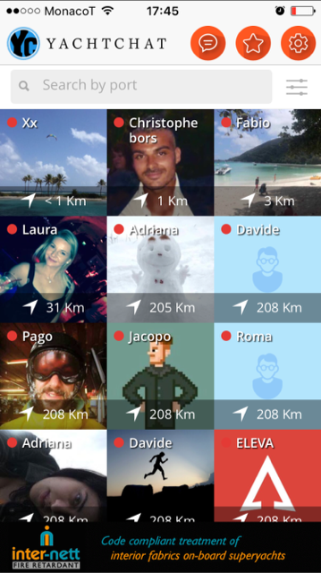Image for article YachtChat: The Tinder of the superyacht world