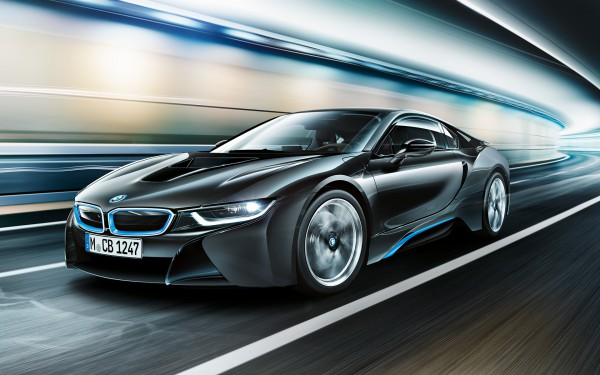 Image for article The future is green at BMW i