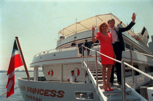 Image for article The Trump effect: superyacht sales