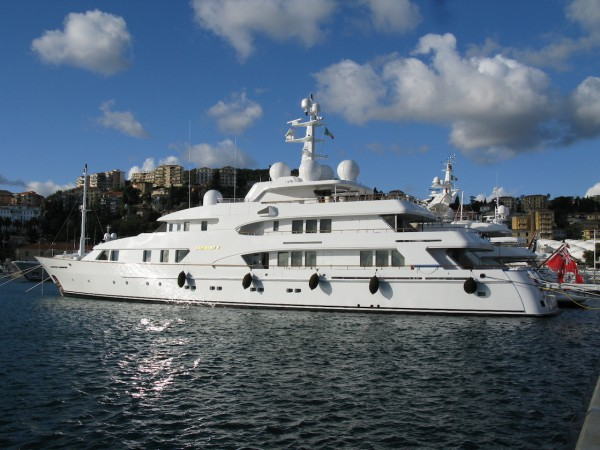Image for article 54.5m Amels listed for sale with Neff Yacht Sales