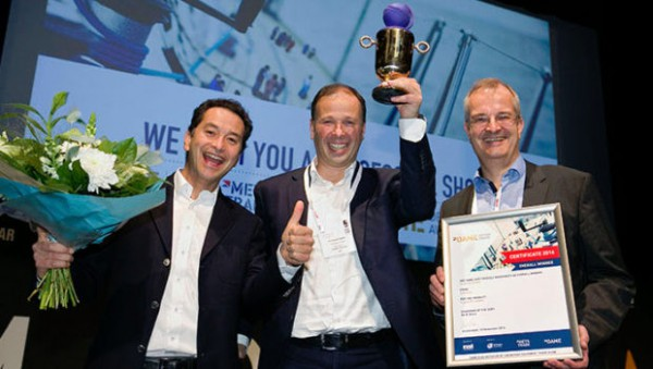 Image for article DAME Design Award recognises innovation in sailing sector