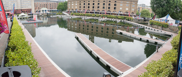 Image for article St Katharine Docks development nears completion