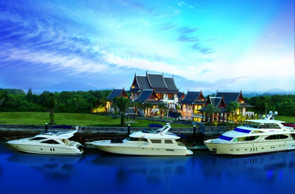 Image for article Gulu Lalvani on Thailand's blossoming yachting scene