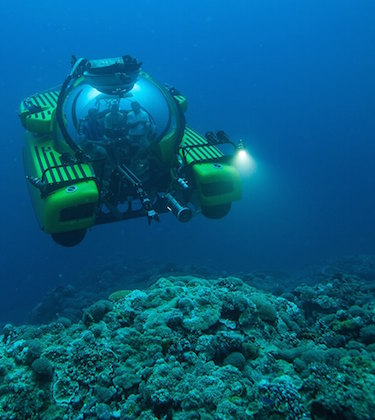 Image for article Dispelling submersible myths