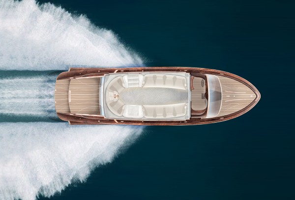 Image for article Morpheus London breaks into superyacht market