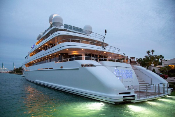 Image for article Owner's view: why superyacht Double Down is such a good deal