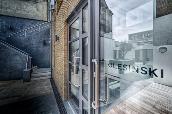 Image for article Olesinski enters new segment of superyacht design