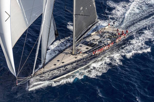 Image for article Innovation in sailing yacht design