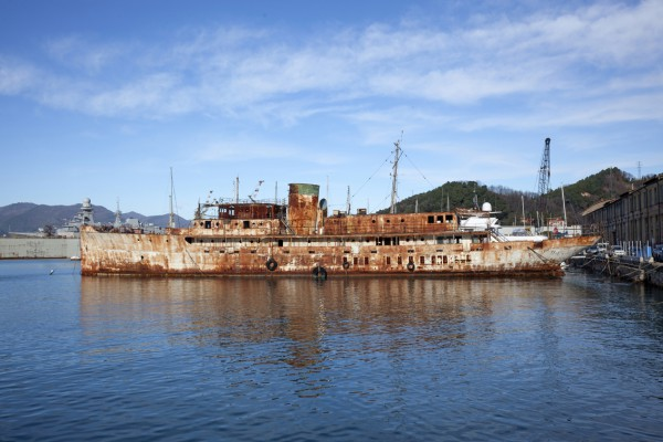 Image for article Former US presidential yacht sold for zero dollars