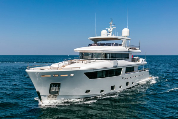 Image for article Full order book for Cantiere delle Marche