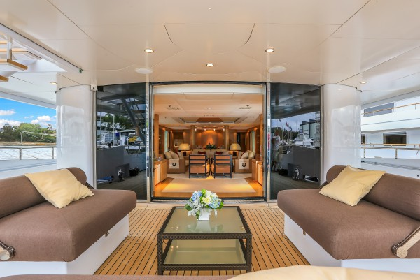 Image for article Triple 8 listed for sale with Fraser Yachts