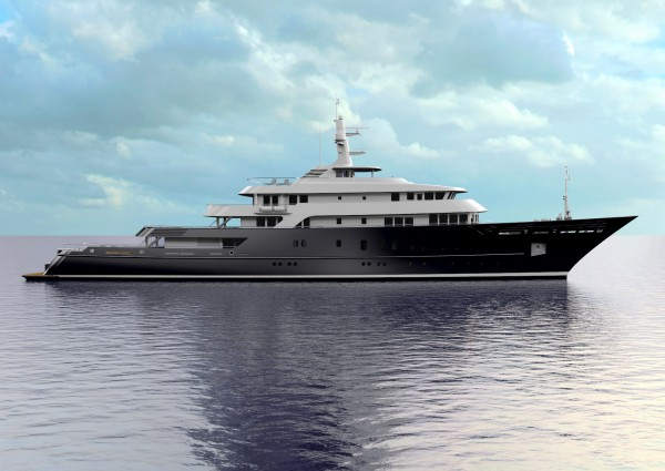 Image for article Project U77 sold by Fraser Yachts