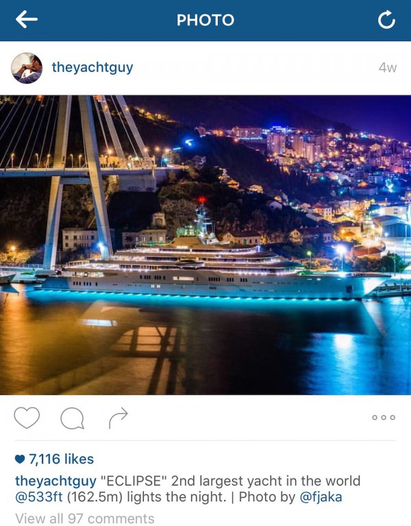 Image for article TheYachtGuy: when Instagram meets superyachts