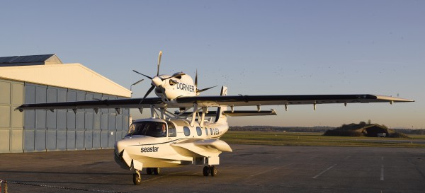 Image for article Dornier confirms signed orders for Seastar