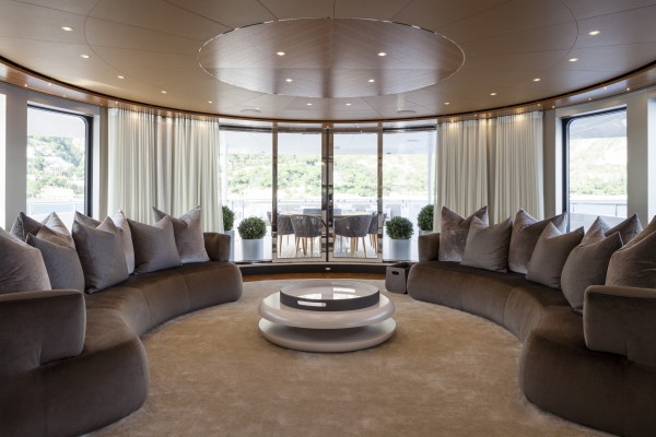 Image for article Heesen's 49.8m Monaco Wolf for sale with Burgess