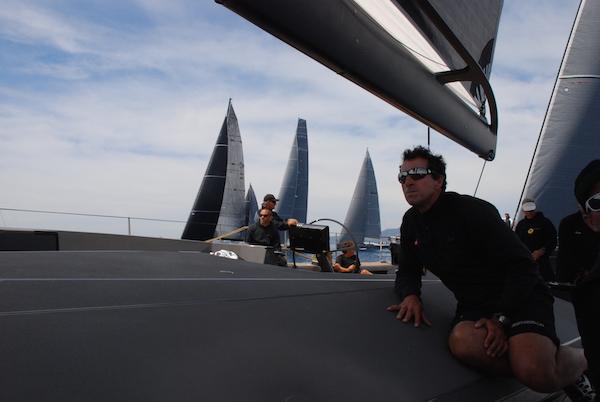 SuperyachtNews com - Business - A 'rockstar' race crew