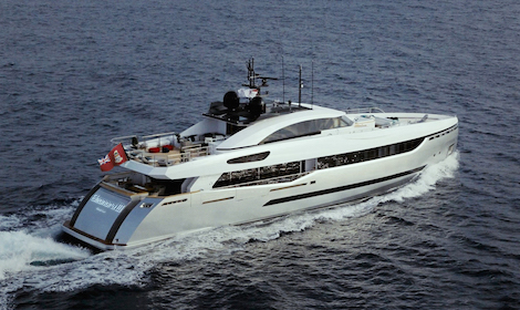 Image for article Columbus Yachts sells first of the Sport Hybrid Series