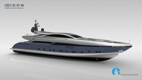Image for article CCN announces the sale of 50m superyacht
