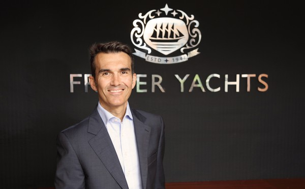 Image for article Fraser Yachts appoints new CEO