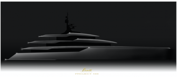 Image for article Benetti announces the sale of 70m Project 169