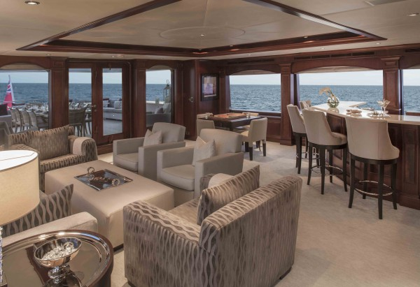 Image for article IYC lists 45.7m Trinity Yachts build for sale