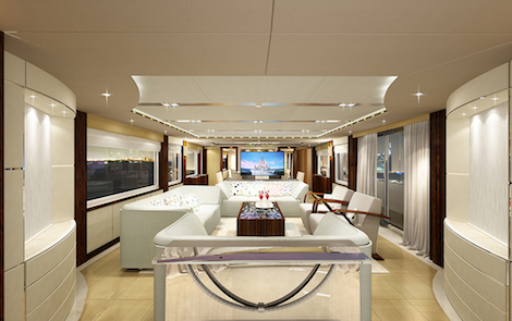 Image for article Gulf Craft unveils Majesty 110 at the Dubai Boat Show
